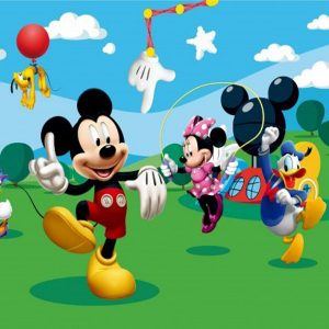 disney-mickey mouse Wallpaper