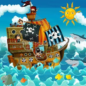 wallpaper- wallsauce-com -pirates